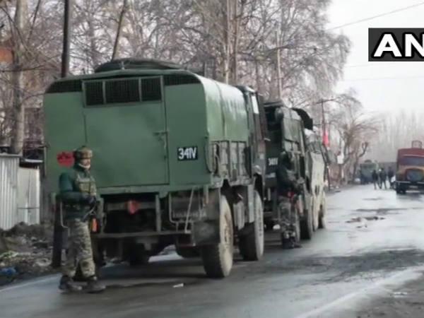 पुलवामा: दक्षिण कश्मीर से फिर बुरी खबर, आतंकियों के साथ एनकाउंटर में सेना के मेजर और तीन जवान शहीद