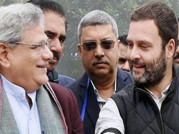 गौरी लंकेश मर्डर केस: मानहानि मामले में राहुल गांधी-सीताराम येचुरी को समन