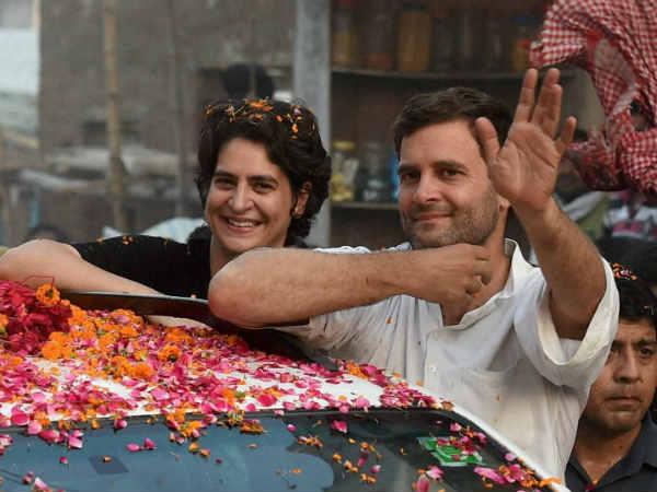 राहुल और प्रियंका गांधी की पीएम मोदी के नेतृत्व से नहीं की जा सकती तुलना-शिवसेना