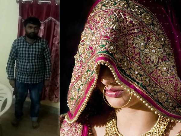 Jodhpur Young Man arrested for Newly wed woman pics post on FB