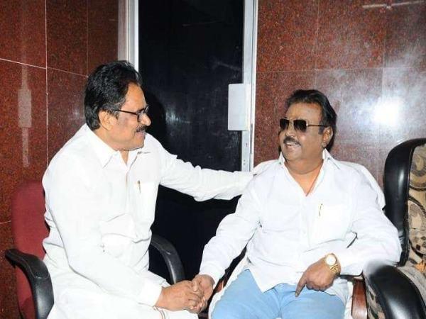 कांग्रेस के तिरुनावकरसर ने की विजयकांत से मुलाकात, तमिलनाडु में गठबंधन को लेकर नई अटकलें शुरू