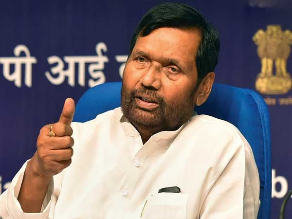 India Is Safe In The Hands Of PM Narendra Modi, says Ram Vilas Paswan