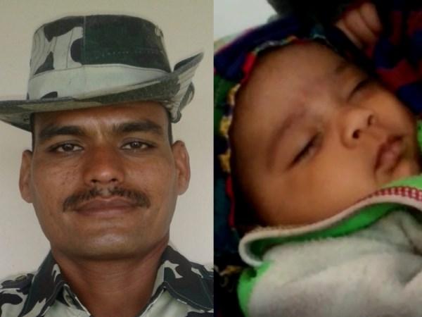 Rajasthan : 3 माह पहले जन्मी बेटी का चेहरा भी नहीं देख पाए थे शहीद रोहिताश लांबा