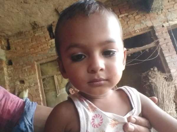 A child kidnapped from home in Saharanpur