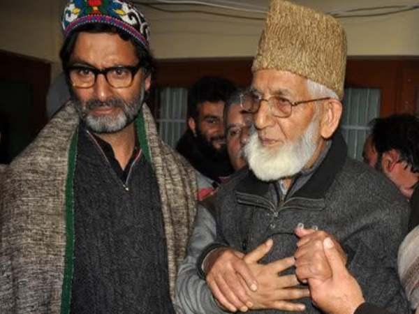 जम्मू कश्मीर: गिलानी, यासीन समेत 18 हुर्रियत नेताओं की सुरक्षा हटाई गई