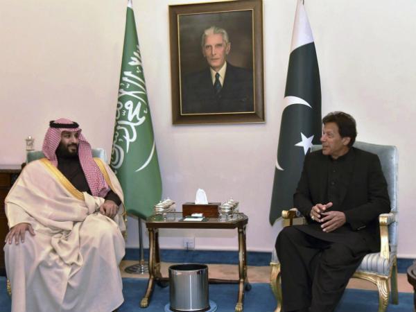 सऊदी सुल्तान मोहम्मद बिन सलमान ने दी पाकिस्तान को 14 अरब की मदद