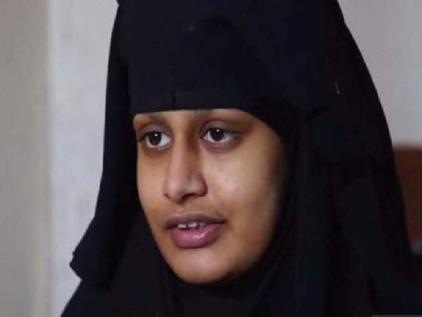 सीरिया जाकर ISIS में शामिल होने वाली शमीमा बेगम से नागरिकता छीनेगा ब्रिटेन