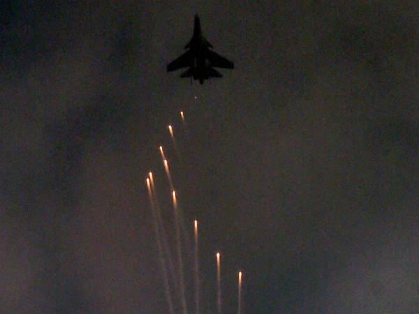 भारत ने पीओके में घुसकर की एयर स्ट्राइक