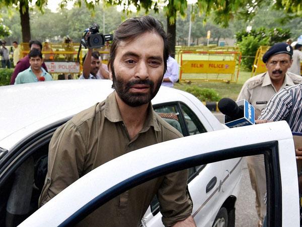 जम्मू-कश्मीर: अलगाववादी नेता यासीन मलिक गिरफ्तार