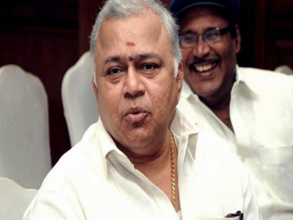 एक्ट्रेस नयनतारा पर टिप्पणी को लेकर डीएमके ने राधा रवि को पार्टी से किया सस्पेंड