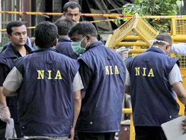 NIA today carried out searches at three places in Kerala in connection with ISIS Kasaragod Module case.
