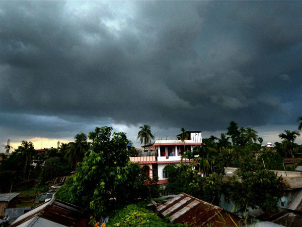 Weather may again change in delhi ncr, storm may arrive