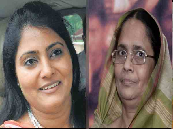 Mother and sister will fight against Anupriya in LS election