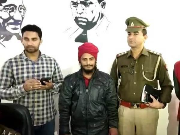 police disclosed retired army personal murder case in agra
