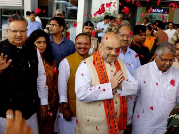 छत्तीसगढ़: भाजपा ने पहली लिस्ट में मौजूदा सांसद, केंद्रीय मंत्री का टिकट काटा