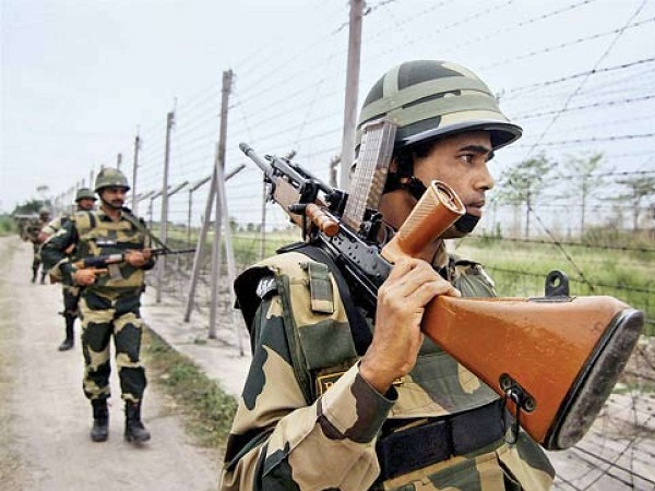 Pakistani intruder nabbed by BSF in Gujarats Kutch border
