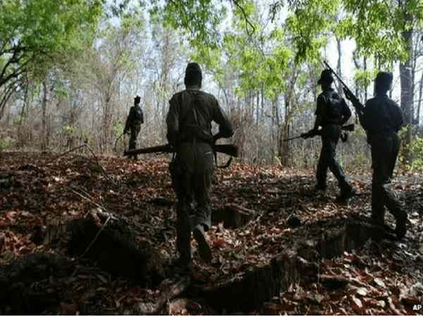 Five CRPF jawans injured in