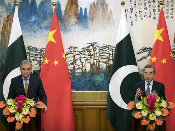 कश्मीर मसले  पर चीन, पाकिस्तान के साथ, शांति की कोशिशों का श्रेय भी इस्लामाबाद को