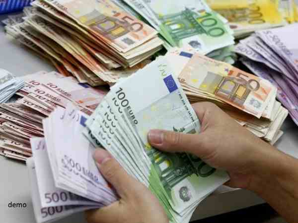 police recovered foreign currency in the BMW car while checking