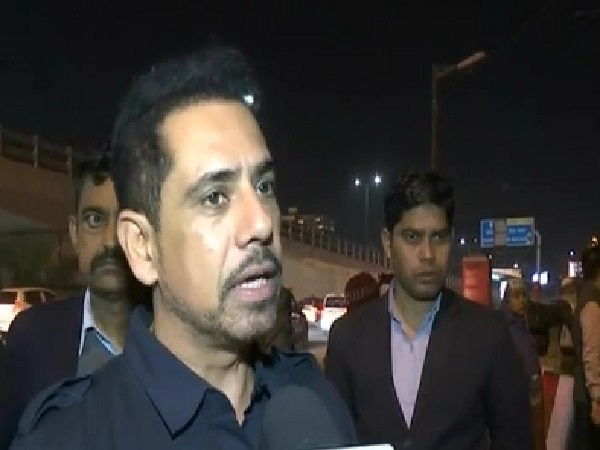 Robert Vadra says, Wont Join Active Politics Till My Name Is Cleared