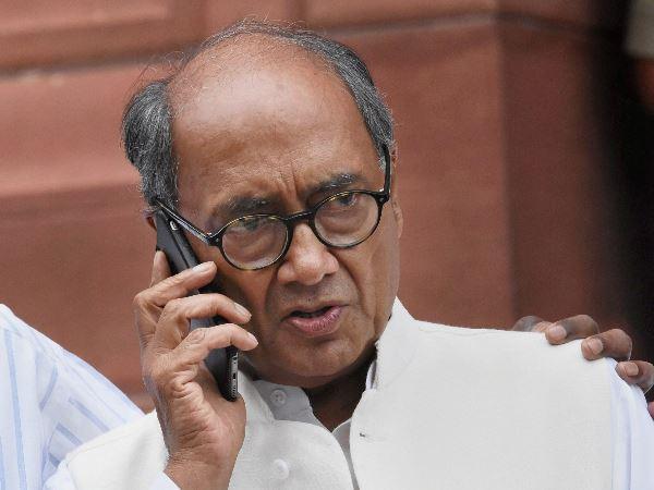 दिग्विजय सिंह ने लोकसभा चुनाव लड़ने पर कहा- मेरी पसंद राजगढ़ सीट है, लेकिन...