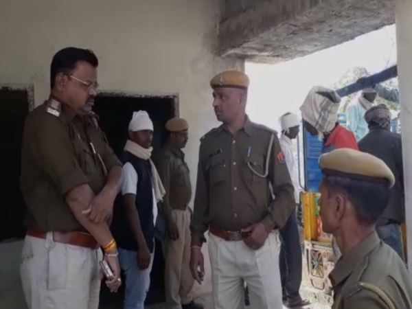 Sister in law murdered in Dungarpur district