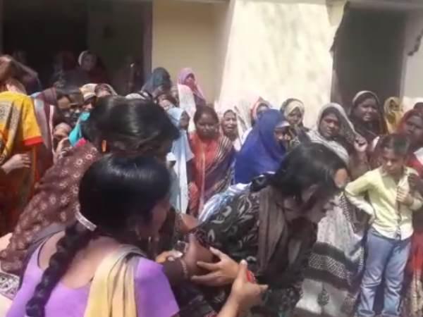 सरयू हादसा: गांव में रुदन और चीत्कार से पुलिस भी रोई, किसी ने नहीं मनाई होली