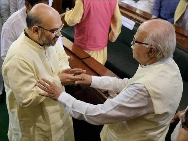 गांधीनगर से पहली बार लोकसभा चुनाव लड़ रहे हैं शाह, यहां कांग्रेस कब तक काबिज रही?