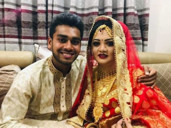 these 2 bangladeshi players got married, were saved from new Zealand terror attack