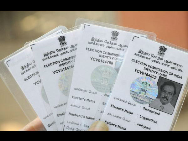 how you can change your address in voter id card
