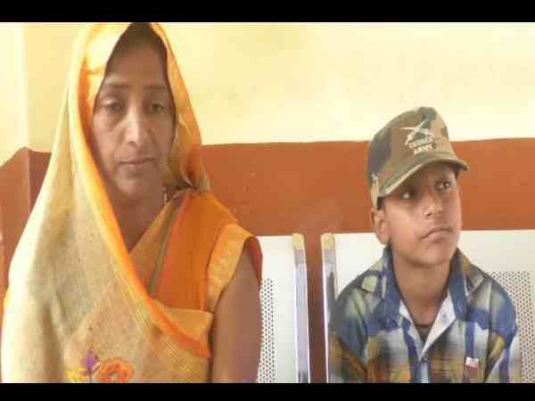 pulwama martyr ram vakeel wife appointed for new job