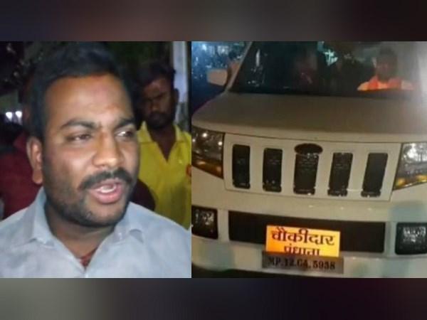 मध्य प्रदेश: BJP विधायक की गाड़ी पर लिखा था चौकीदार, पुलिस ने काट दिया चालान