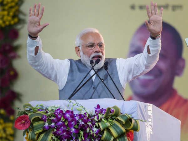 वाराणसी से चुनाव लड़ेंगे पीएम मोदी, BJP ने जारी की पहली लिस्ट