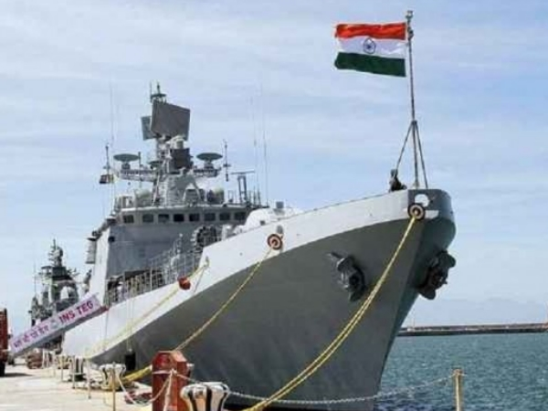 Indian Navy says Pakistan indulging in false propaganda, Our deployment remains undeterred