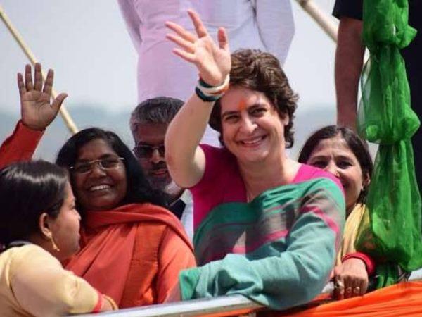 प्रियंका गांधी ने बताया क्यों लोग उनकी तुलना इंदिरा गांधी से करते हैं