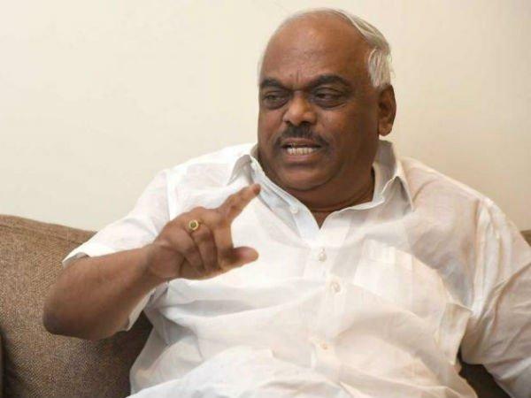 कर्नाटक विधानसभा स्पीकर का विवादित बयान, मैं आदमियों के साथ नहीं सोता