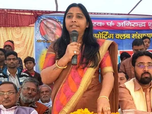 ये भी पढ़ें-कौन हैं संघमित्रा मौर्य, जिन्हें भाजपा ने सपा के मजबूत गढ़ में दिया टिकट