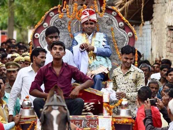 लोकसभा चुनाव 2019: यूपी का चर्चित 'दलित दूल्हा' भी चुनावी मैदान में, इस पार्टी ने दिया टिकट