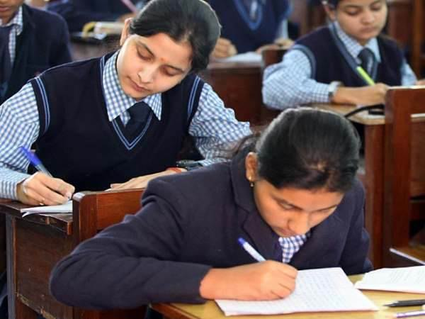 himachal board 10th, 12th class exam started