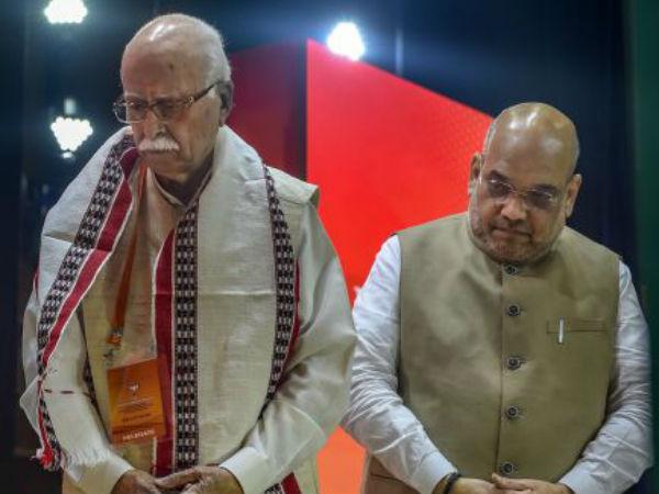 Lok sabha Elections 2019: आखिर गांधीनगर सीट से आडवाणी की जगह अमित शाह ही क्यों?