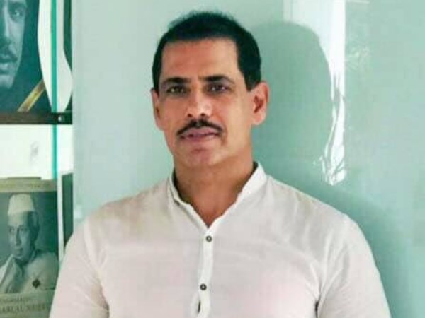 Robert Vadra says central government was conducting a witch-hunt against him