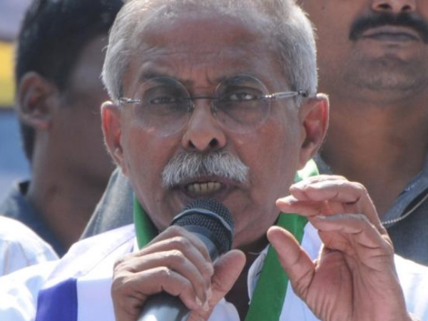 YSR Congress leader Vivekananda Reddy was stabbed to death, confirms forensic report