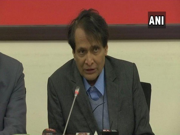 union minister Suresh Prabhu directed aviation secretary to review Jet Airways issues