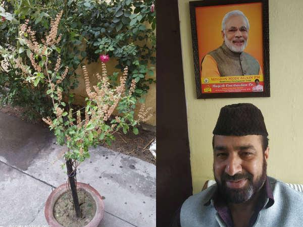 Lok Sabha Elections 2019: आंगन में तुलसी, ड्रॉइंग रूम में मोदी, रामपुर में आजम के खिलाफ खड़ा इकलौता मुसलमान