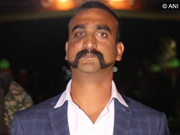IAF recommending Wing Commander Abhinandan for wartime gallantry award Vir Chakra