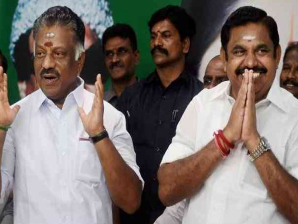 AIADMK announces candidates for 4 Assembly seats in Tamil Nadu