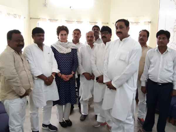 BJP leader Vijay Pasai joined Congress