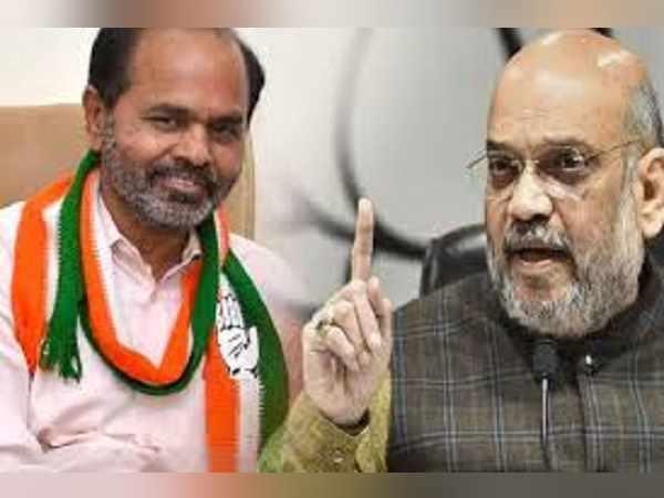 BJP की सुरक्षित सीट पर अमित शाह के मुकाबले कांग्रेस उम्मीदवार सीजे चावडा ने दोगुना खर्च किया