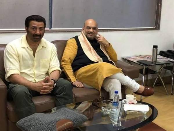 भाजपा में शामिल हुए फिल्म अभिनेता सनी देओल, हाल ही में अमित शाह से की थी मुलाकात