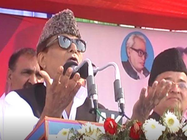 फिर बढ़ सकती है आजम खान की मुश्किल, चुनाव आयोग ने मांगी रिपोर्ट